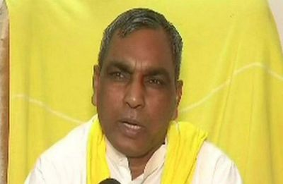 SBSP chief spurns BJP's offer to contest from Ghosi Lok Sabha seat on its symbol