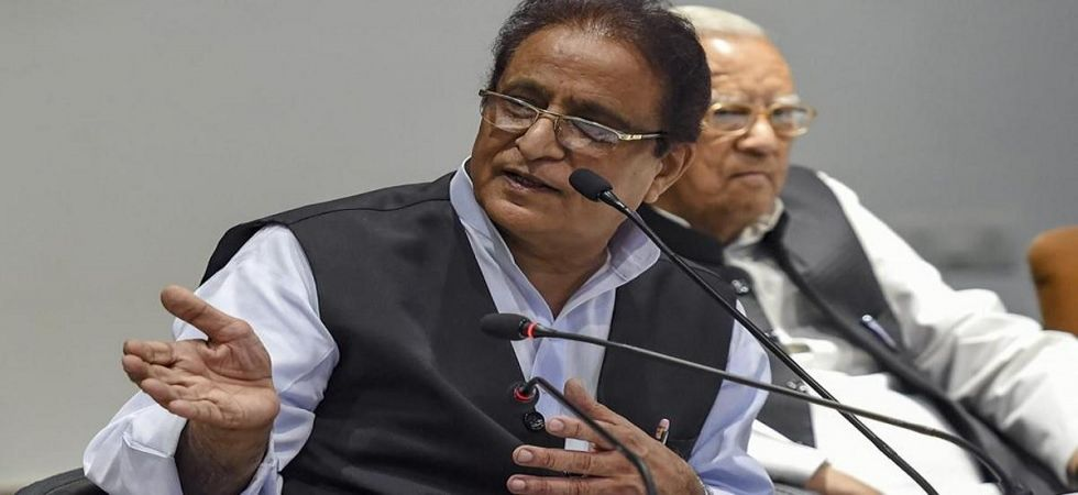 Samajwadi Party leader Azam Khan (File Photo)