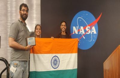 To infinity and beyond! Young Indian rocket scientists win NASA rover challenge