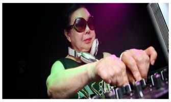 Coolest 84-year-old ever? Granny makes dumplings by the day and plays sickest beats as DJ at night