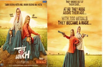 Saand Ki Aankh first look out! Movie to clash with Housefull 4 for Diwali release
