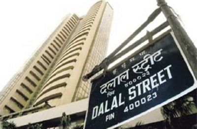 Sensex jumps over 200 pts; Nifty above 11,750