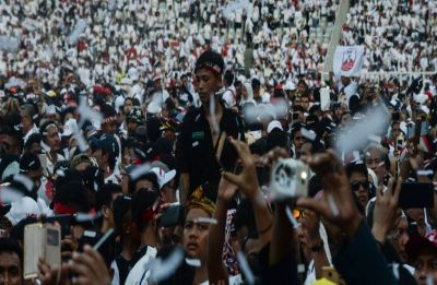 Indonesia Elections: 190 mn voters on 17,000 islands cast their votes in world's biggest one-day poll