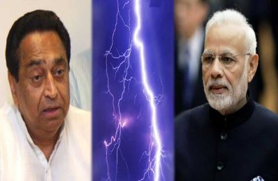 Kamal Nath slams Modi for ignoring MP, other states in thunderstorm tweet, PM tweets again