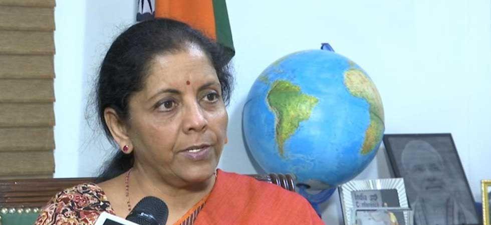 Union Defence Minister Nirmala Sitharaman (ANI Photo)