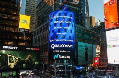 Apple and Qualcomm bury hatchet in mega battle of royalties
