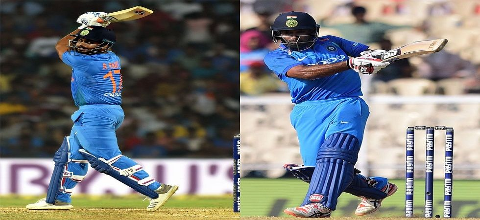 Ambati Rayudu and Rishabh Pant named India's Stand By for World Cup 2019