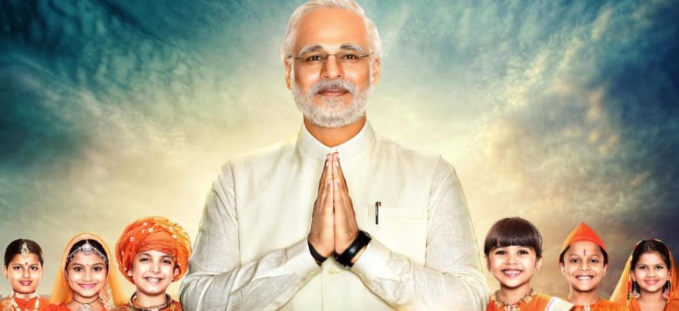 Poster of Narendra Modi biopic