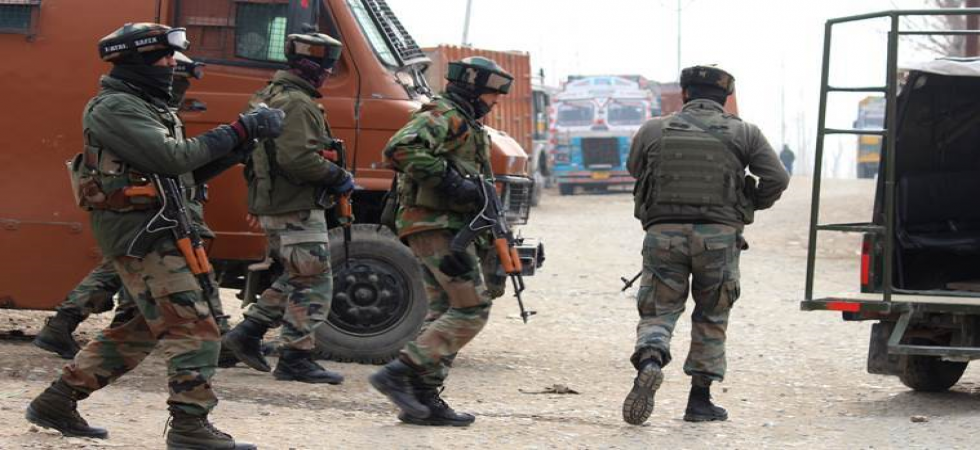 Terrorists hurl grenade at CRPF Battalion in Jammu and Kashmir's Pulwama district (File Photo)