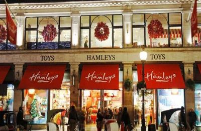 Reliance Industries may soon buy popular toy brand Hamleys