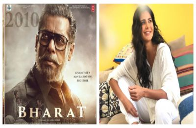 Salman Khan's Bharat poster no.3 out! Katrina Kaif sizzles as 'Madam Sir'