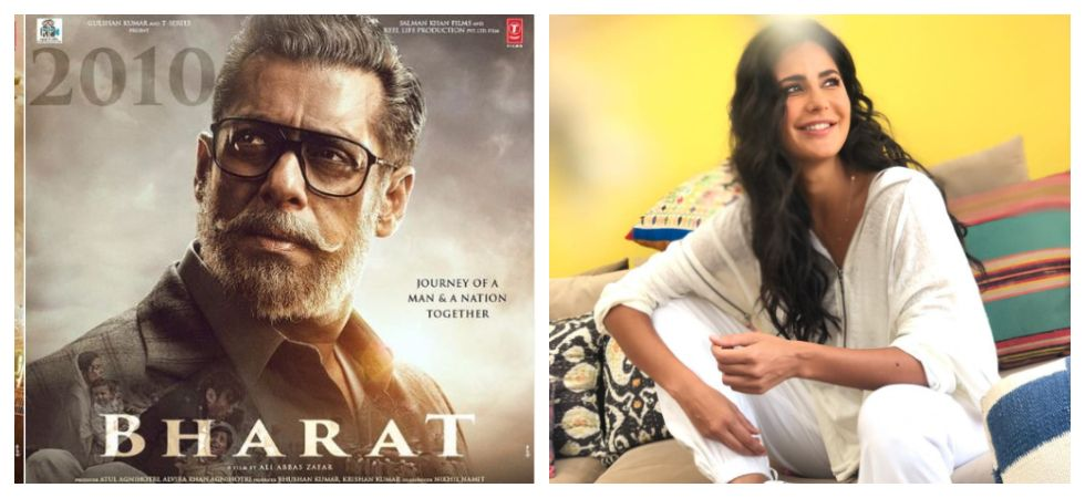 Katrina Kaif's new poster for Bharat out (Photo: Instagram)