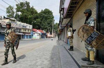 Mobile internet services suspended in Kashmir parts as Lok Sabha Polls Phase 2 begins