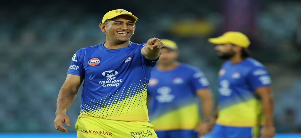 MS Dhoni missed a game for Chennai Super Kings for the first time since the 2010 edition of the Indian Premier League. (Image credit: Twitter)