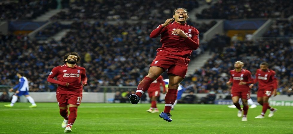 Liverpool will face FC Barcelona in the semi-final of the UEFA Champions League football tournament. (Image credit: Liverpool Twitter)