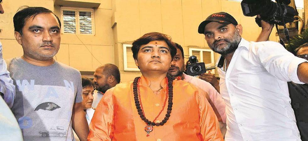BJP candidate Sadhvi Pragya (File Photo)