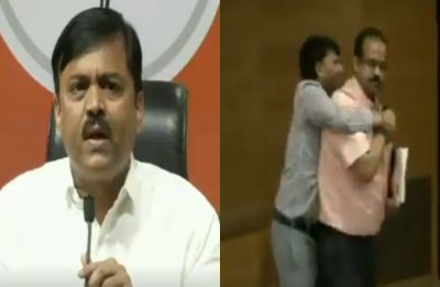 Who is Shakti Bhargava? All you want to know about man who hurled shoe at GVL Narasimha Rao