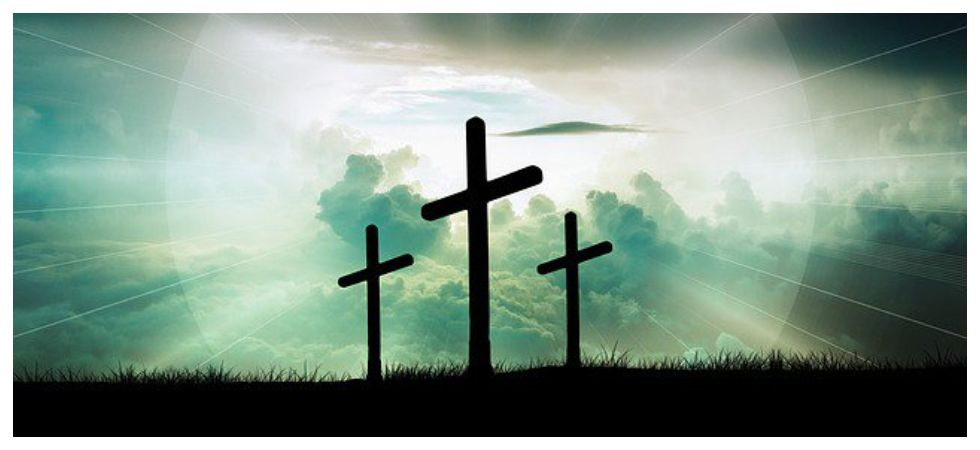 Strangest things that occurred the moment Jesus Christ died (Photo: Twitter)