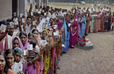 Lok Sabha Elections: Phase 2 witnesses 71.09 per cent polling in Maoist-affected Chhattisgarh