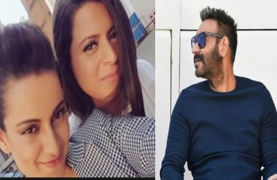 Kangana Ranaut's sister Rangoli blasts Ajay Devgn for casting Alok Nath in De De Pyaar De; accuses him to be 'intoxicated with power'