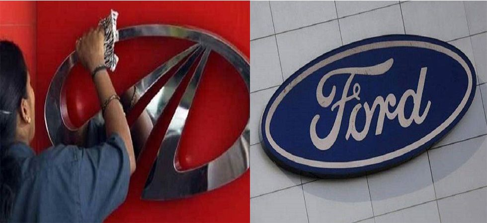 Mahindra, Ford to co-develop mid-sized SUV for India