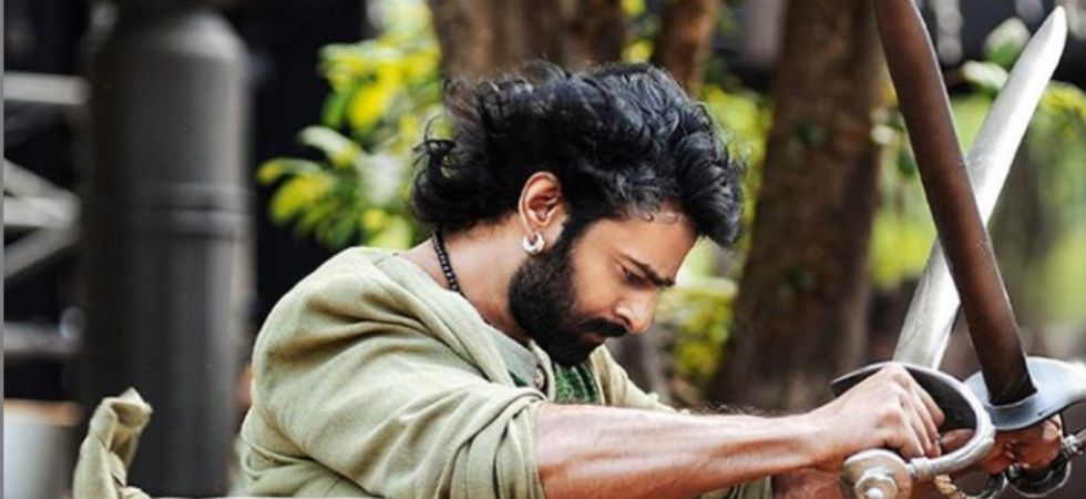 Prabhas shares first Instagram post; garners more than 2 lakh likes
