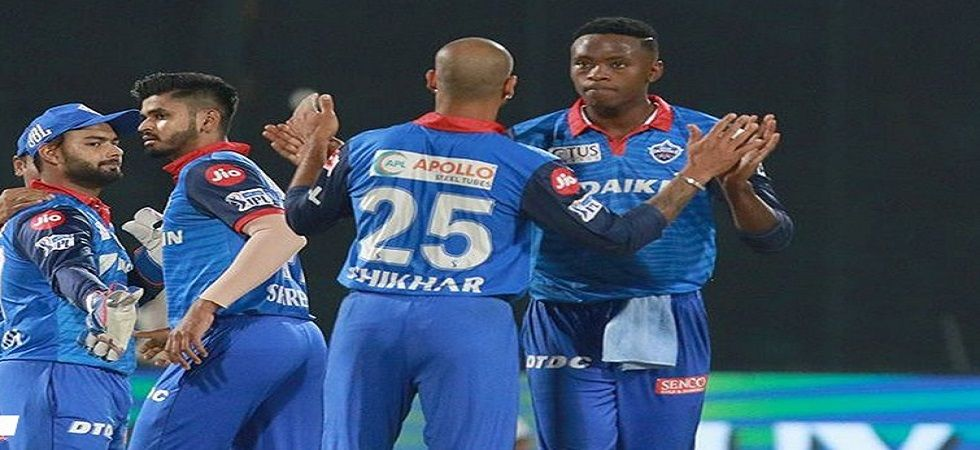 Delhi Capitals are placed third in the points table (Image Credit: Twitter)