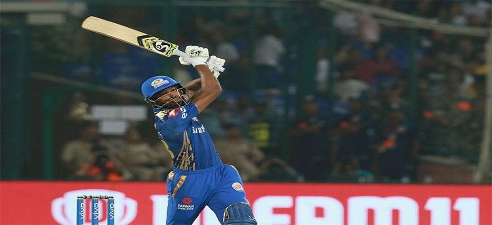 Hardik Pandya has been in dazzling form this season (Image Credit: Twitter)