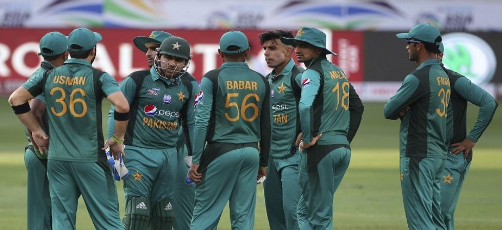 PCB announced 15-member squad for World Cup 2019 on Thursday (Image Credit: Twitter)