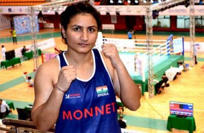 Pooja Rani assures India of a medal in Asian Elite Boxing Championship