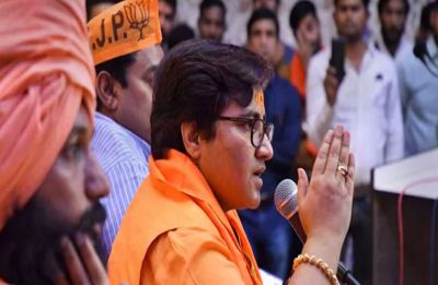 26/11 martyr Hemant Karkare died due to my curse, says terror accused BJP leader Pragya Singh Thakur