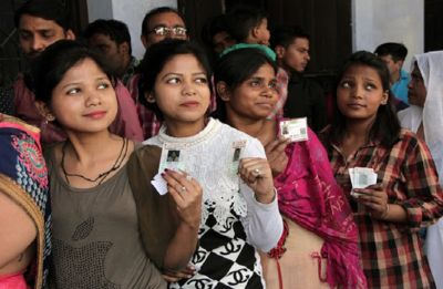 Voter turnout in Tamil Nadu 71.87 per cent in second phase of Lok Sabha Polls: CEO