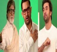 Amitabh Bachchan , Aamir Khan, Ranbir Kapoor come together to dedicate song to Pulwama martyrs