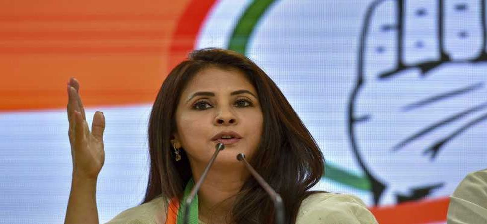 Urmila is contesting the Lok Sabha election as a Congress candidate from Mumbai North