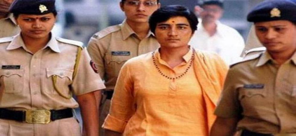 "Pragya Thakur had claimed that Karkare died during the attacks as she ""cursed"" him for torturing her"
