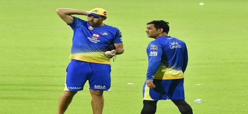 Fleming felt MS Dhoni's absence against Sunrisers Hyderabad (Image Credit: Twitter)