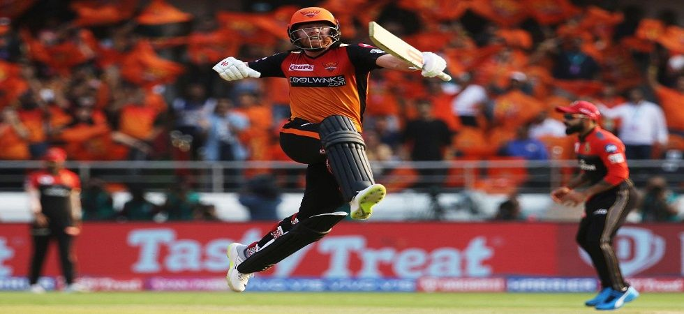 Jonny Bairstow has had a successful IPL for Hyderabad (Image Credit: Twitter)