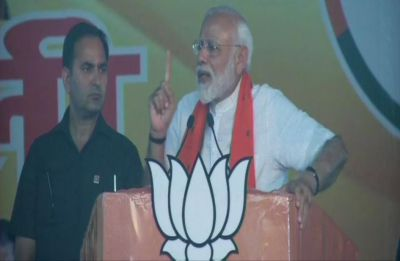 Fearing defeat, Opposition is making fun of my caste: PM Modi