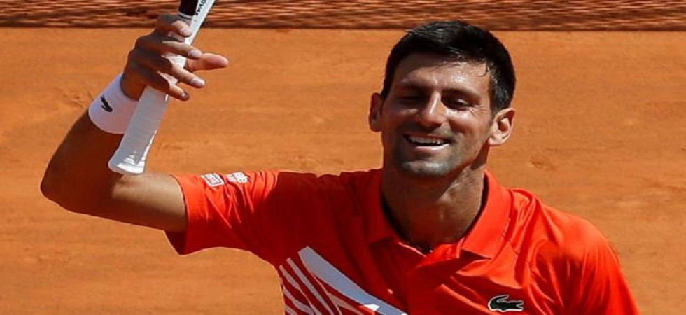 Novak rates French Open above Monte Carlo championship (Image Credit: Twitter)