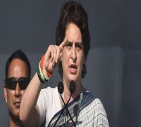 There has never been a 'weaker govt','weaker PM': Priyanka Gandhi