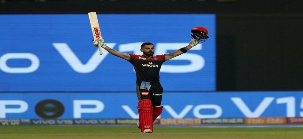 Virat Kohli scored his fifth ton and he became the leading run-getter for an Indian batsmen in Twenty20s. (Image credit: Twitter)