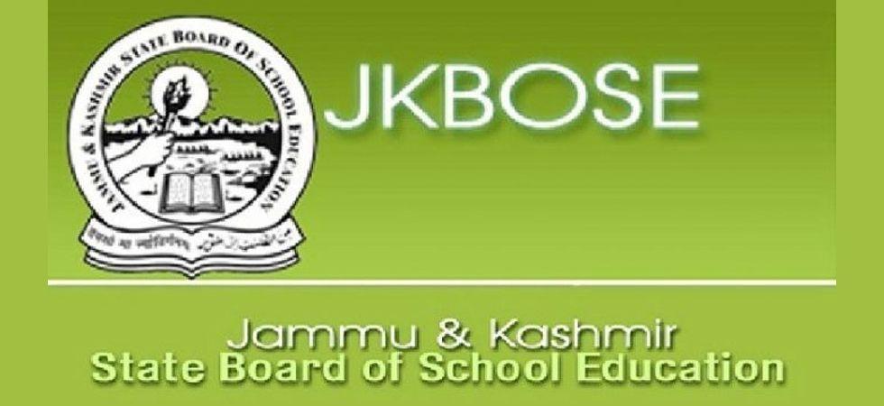 JKBOSE Class 10 Results