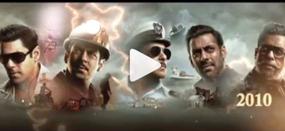 Watch: Salman Khan's complete journey as Bharat in new motion poster