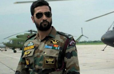 Vicky Kaushal fractures his cheekbone while shooting for horror flick; ends up getting 13 stitches
