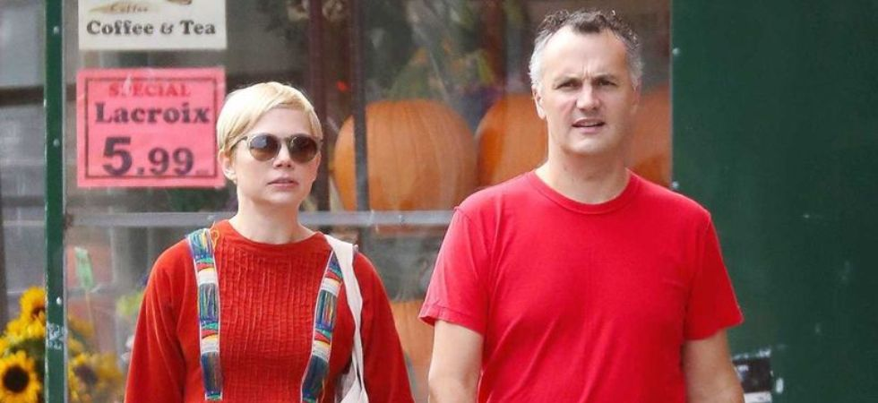 Michelle Williams and Phil Elverum./ Image: Twitter