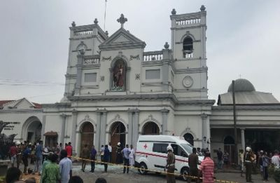 170 killed, over 400 injured in deadly blasts at Sri Lankan churches, hotels on Easter Sunday