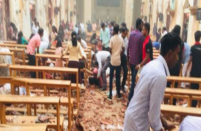 10 killed, 80 injured as multiple blasts hit Sri Lankan churches on Easter Sunday