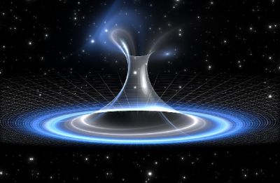 Travel through wormholes would be slow: Study