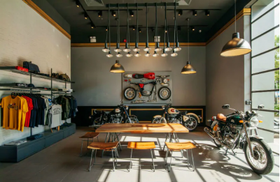 Royal Enfield enters South Korean market with first exclusive showroom in Seoul