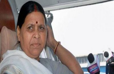 BJP wants to poison Lalu Prasad, alleges Rabri Devi
